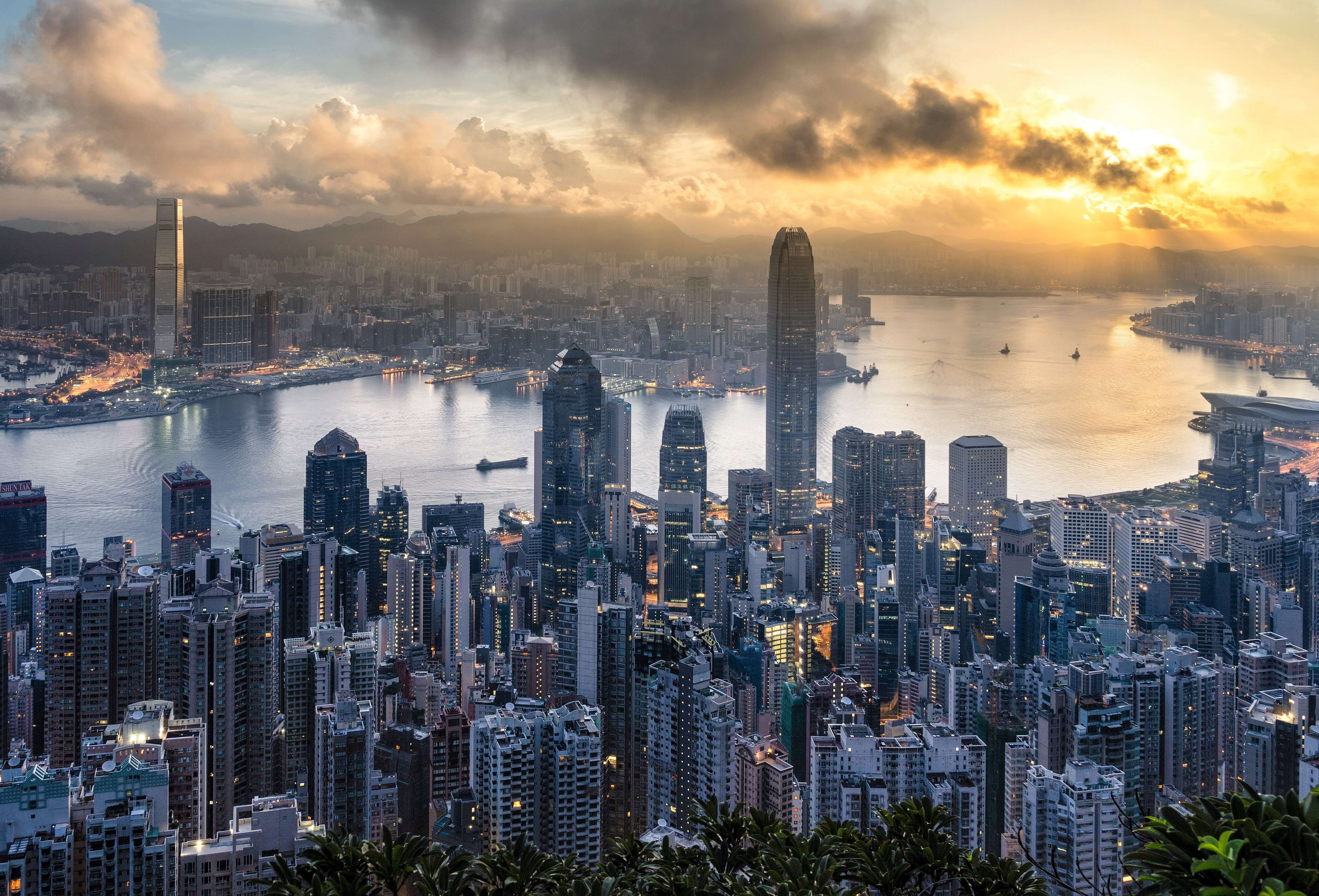 """I love working for HSBC in Hong Kong. But sometimes I think the bank might be too nice"""