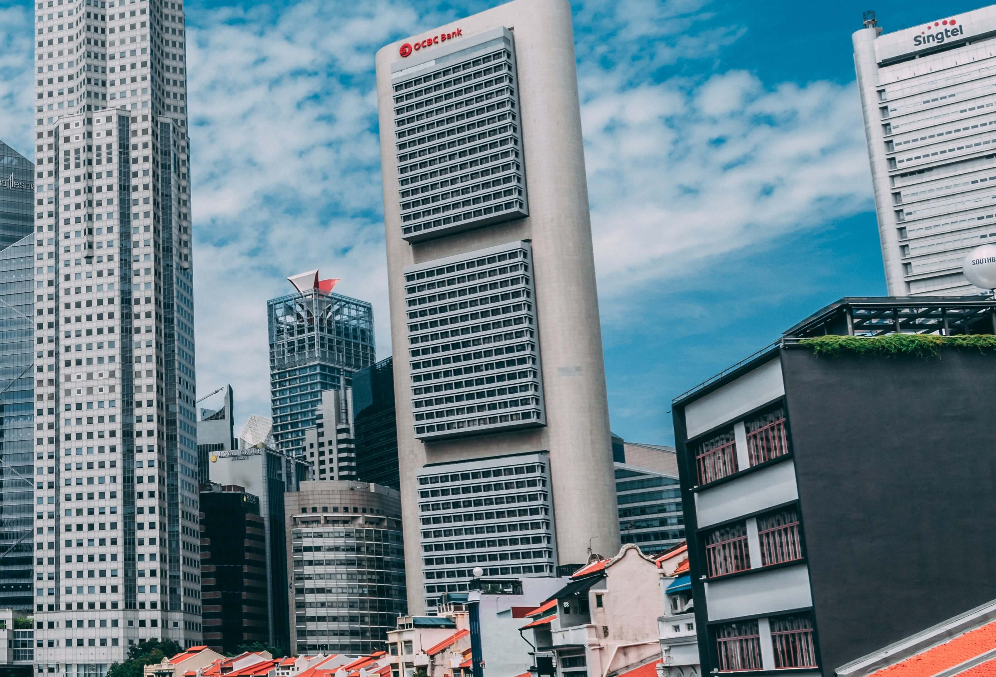 The best jobs at OCBC, even as profit slumps 43%